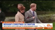 Prince Harry not taking part in annual pheasant shoot