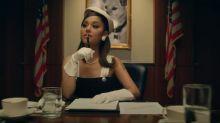 """""""Positions"""": Ariana Grande s'imagine en présidente des États-Unis dans son nouveau clip"""