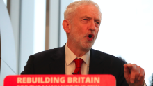 Jeremy Corbyn calls on rebel Tories to bring down the Government as he pushes for General Election
