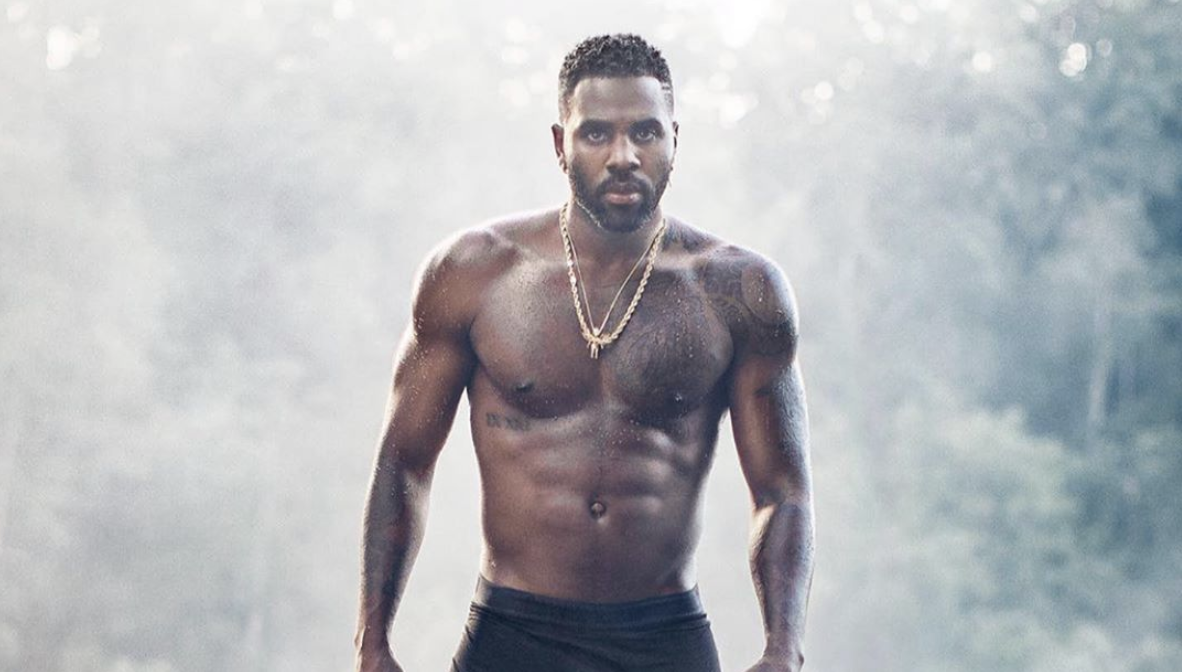 Jason Derulo responds to Instagram banning his underwear photo: 'I can't help my size'