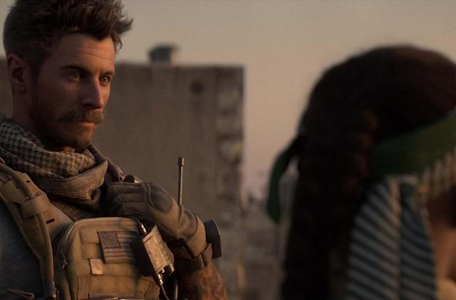 'Call of Duty: Modern Warfare' story trailer focuses on freedom fighters