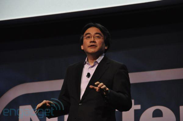 Nintendo's Iwata hints at possible 3D console down the road