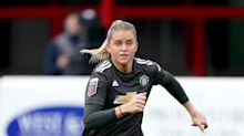 Alessia Russo pulls out of England squad with thigh injury