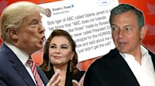 Trump weighs in on Roseanne: Where's my apology from ABC?