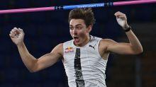 Mondo Duplantis breaks Sergey Bubka's outdoor pole vault world record