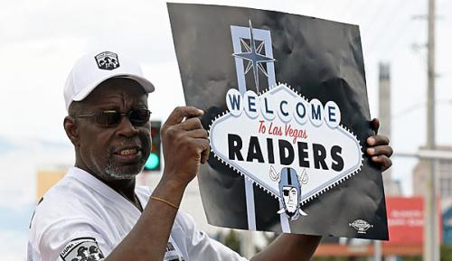 NFL: Raiders kaufen Grundstück in Las Vegas