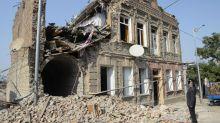 """La France et la Russie insistent sur """"la nécessité de mettre fin aux combats"""" au Haut-Karabakh"""