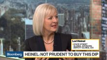 State Street's Heinel Says Not Very Prudent to Buy Italy on the Dip