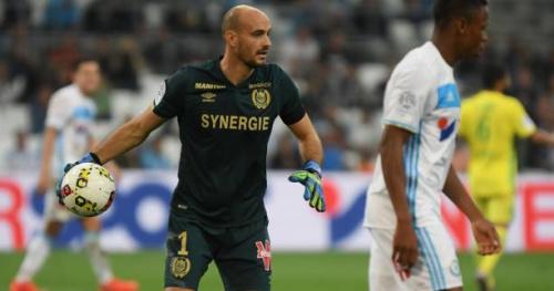 Foot - L1 - Nantes - FC Nantes : Rémy Riou accepte la concurrence