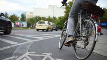 Mobilitätsgesetz: Vorfahrt für Fahrradfahrer in Berlin