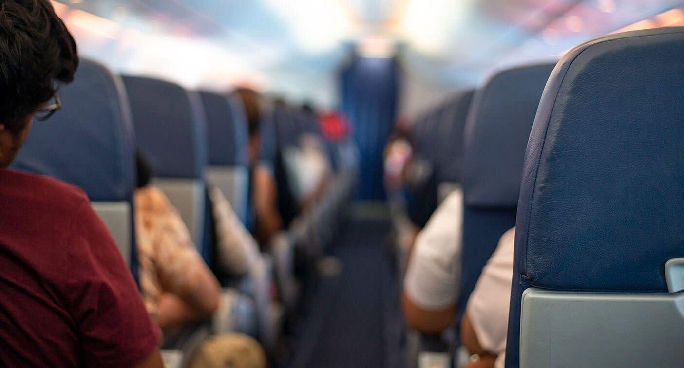 Man kicked off delayed flight for making joke about vodka