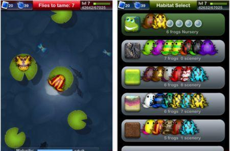 Pocket Frogs getting a big update this week