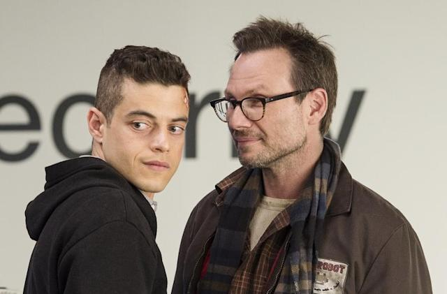 What's on your HDTV: 'Mad Max', college football, 'Mr. Robot' finale