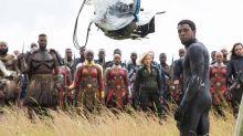 Los Avengers despiden con emotivos mensajes a Pantera Negra