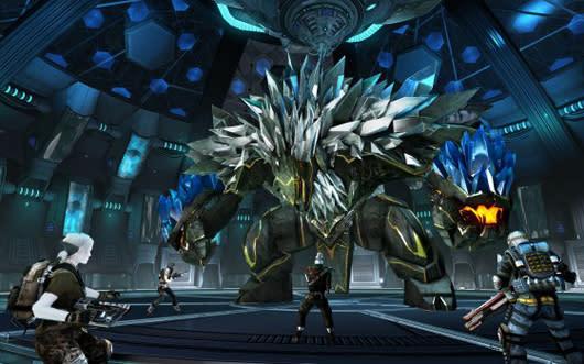 The Stream Team: Arkbreaking in Defiance's DLC