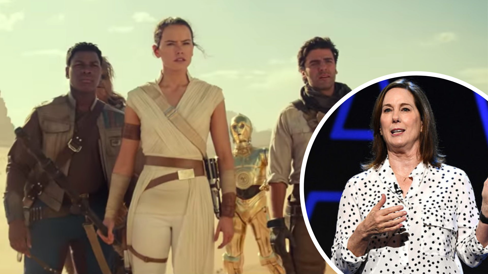 Star Wars: The Rise of Skywalker producer talks fan feedback and career highlights