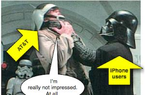 """UPDATE: AT&T """"unimpressed"""" with """"irresponsible"""" Operation Chokehold"""