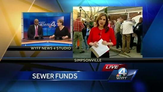 Sewer funds corruption investigation