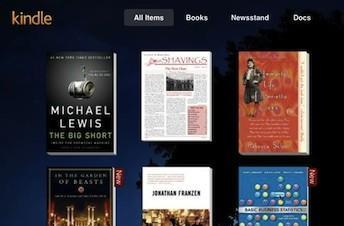 Amazon updates Kindle iOS app with new magazine options for iPad, built-in PDF reader