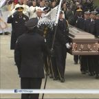 Thousands mourn slain Chicago police Cmdr. Paul Bauer