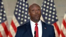 Sportscaster who called Sen. Tim Scott 'Uncle Tom' is out of a job, CT station says