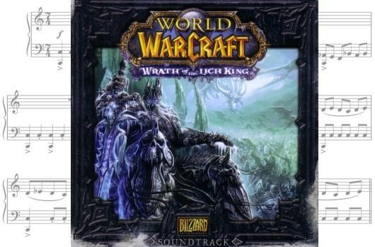 Jukebox Heroes: Wrath of the Lich King's soundtrack