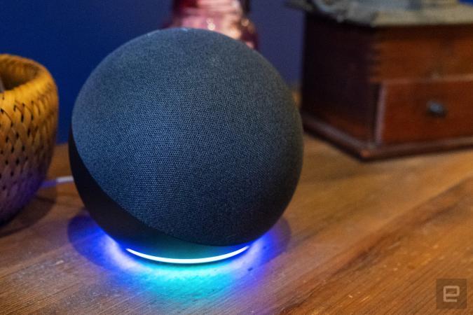 Amazon Echo (2020)
