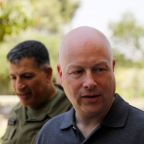 Trump aide Greenblatt returning to Israel for peace talks: official