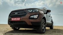 Ford Ecosport S First Drive Review: The EcoBoost is Back in Black