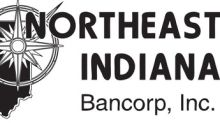 Northeast Indiana Bancorp, Inc. Increases Quarterly Cash Dividend
