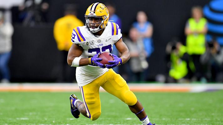 LSU RB Clyde Edwards-Helaire wants to be a model for RBs to come