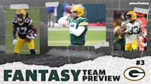 NFL Team Preview: Rodgers' question marks hamper Packers' fantasy outlook