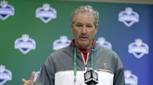 Buccaneers' coach Dirk Koetter apologizes to Falcons for epic 28-3 tweet