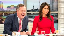 Piers Morgan offends viewers with crass #MeToo joke on Good Morning Britain