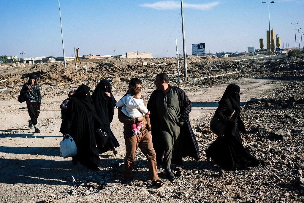 The fighting inside Mosul has been complicated by the continued presence of much of its population, which did not or could not flee when Iraqi forces started advancing (AFP Photo/Dimitar Dilkoff)