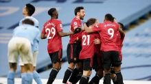 Premier League: Manchester United Snap Manchester City's 21-game Winning Streak