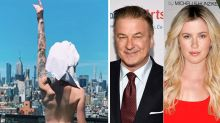 'I'm sorry. What?': Alec Baldwin's hilarious response to daughter's nude pic