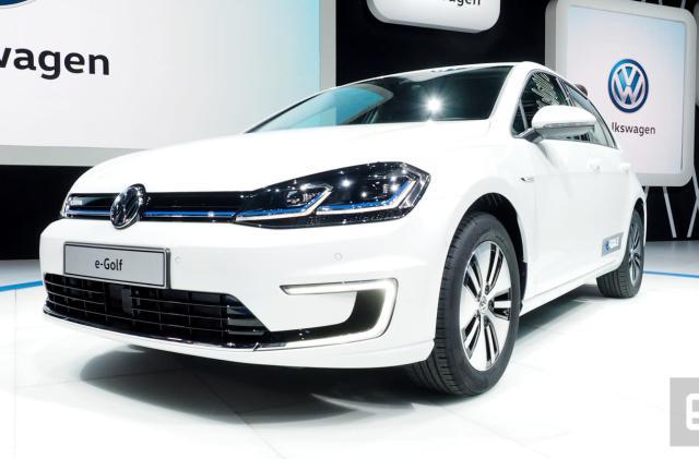 Volkswagen will build EVs in North America starting in 2021