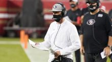 49ers' overturned TD led to confusing onside kick, Kyle Shanahan says