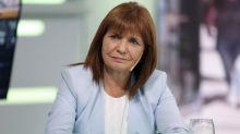 """Coronavirus en la Argentina. Patricia Bullrich tiene Covid-19 y está internada: """"Me lo pesqué"""""""