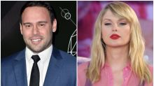 Scooter Braun Urges Taylor Swift To End Public Feud After Death Threats Towards His Children