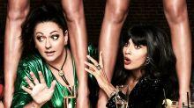 Jameela Jamil and Celeste Barber on Laughing Through the Bullshit