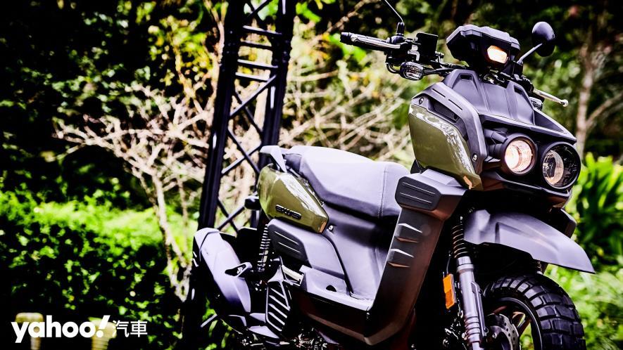 回歸狂野經典風格再現!2021 Yamaha全新BW'S 125正式發表! - 15