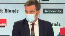 """Covid-19 : """"Un ralentissement de la progression de l'épidémie"""" grâce aux mesures prises, assure Olivier Véran"""