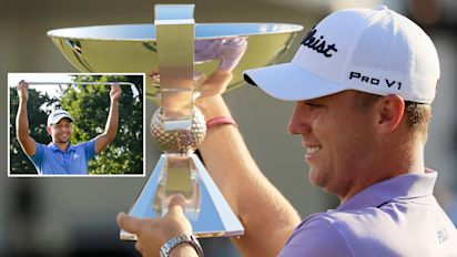 Schauffele takes finale; Thomas wins FedExCup
