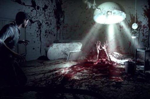 The Evil Within screens and gore galore