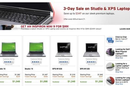 Doing the math on that $99 Inspiron Mini deal