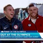 Adam Rippon and Gus Kenworthy Open Up About Competing As Openly Gay Olympians