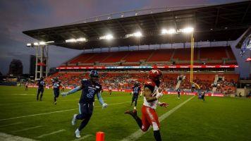 Mitchell, Calgary Stampeders continue their mastery of the Toronto Argonauts