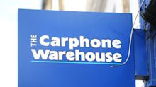 Carphone Warehouse to shut 530 stores and slash 2,900 jobs